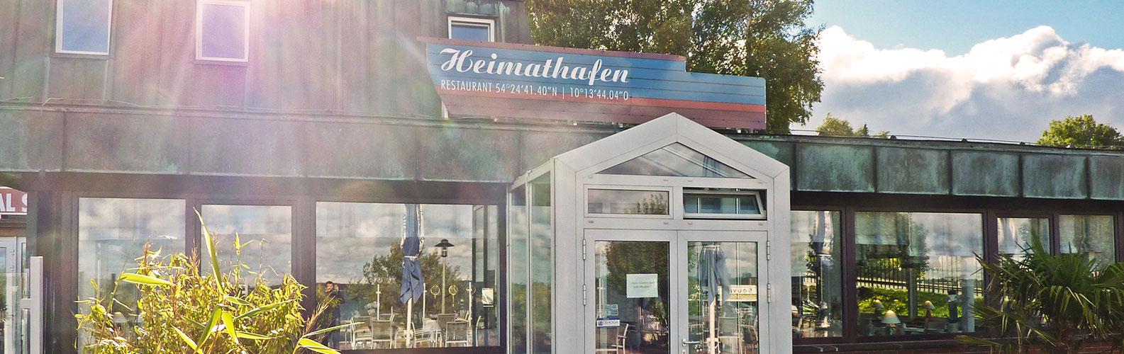 Restaurant Heimathafen Restaurant Heimathafen in Laboe