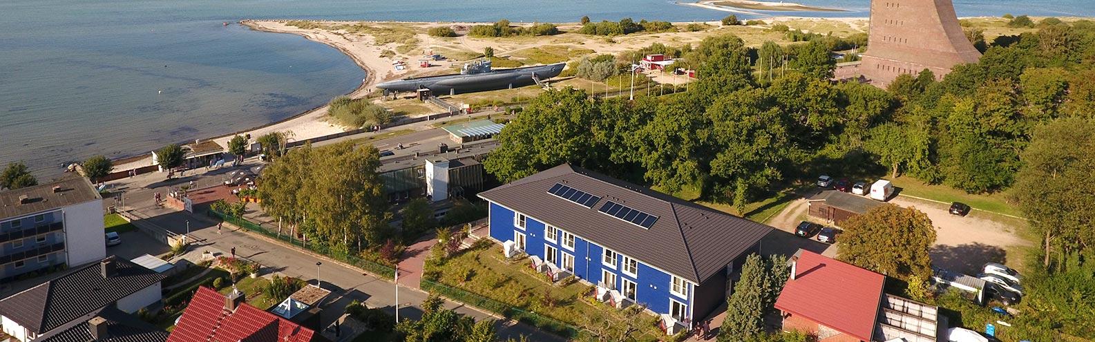 Hotel Admiral Scheer in Laboe an der Ostsee