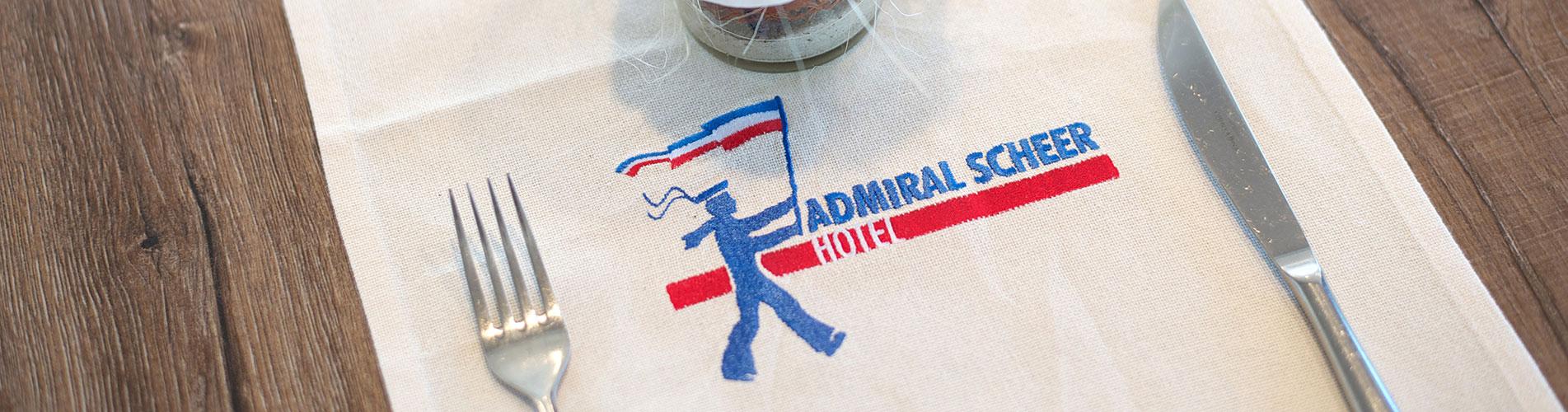 Hotel Admiral Scheer Stellenangebote